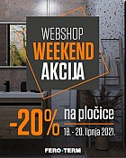 Feroterm webshop akcija za vikend do 20.06.
