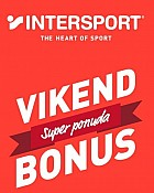 Intersport webshop akcija Vikend bonus do 07.06.