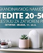 Jysk webshop akcija dani skandinavskog namještaja do 23.06.