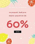 Orsay webshop akcija do 60% na majice