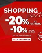 Sport Vision webshop akcija Shopping days do 22.06.