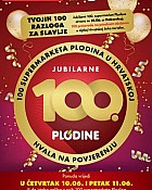 Plodine katalog Posebna ponuda povodom 100. trgovine