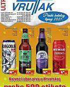 Vrutak katalog pive lipanj 2021