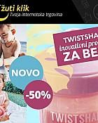 Žuti klik webshop akcija Twistshake proizvodi za bebe