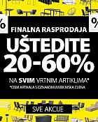 Jysk webshop akcija Vrtni asortiman 60 posto