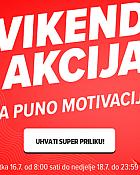 Links webshop akcija za vikend do 18.07.