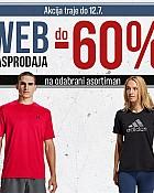 Sport Vision webshop akcija Web rasprodaja do 12.07.