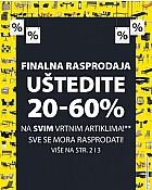 JYSK katalog Finalna rasprodaja do 11.8.