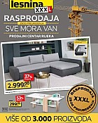 Lesnina katalog Rasprodaja do 19.7.