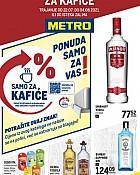 Metro katalog Ponuda za kafiće do 4.8.