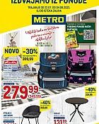Metro katalog neprehrana Zagreb do 4.8.
