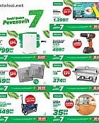 Pevex katalog Pevexovih sedam do 18.7.
