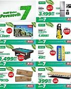 Pevex katalog Pevexovih sedam do 25.7.