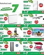 Pevex katalog Pevexovih sedam do 11.7.