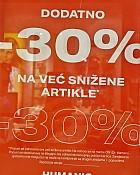 Humanic akcija -30% na snižene artikle