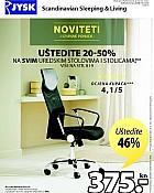 JYSK katalog Noviteti do 8.9.