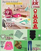 KiK katalog Back to School