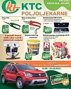 KTC katalog Poljoljekarne do 8.9.