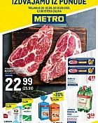Metro katalog prehrana do 15.9.
