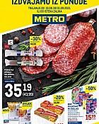 Metro katalog prehrana do 1.9.