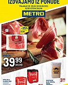 Metro katalog prehrana Jankomir Sesvete do 18.8.