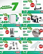 Pevex katalog Pevexovih sedam do 29.8.