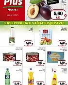 Plus market katalog do 4.9.
