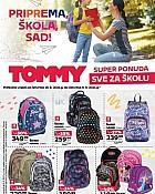 Tommy katalog Sve za školu