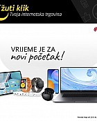 Žuti klik webshop akcija Huawei proizvodi