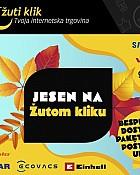 Žuti klik webshop akcija Jesen 2021.
