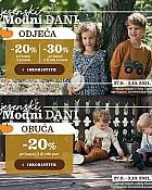 Baby Center webshop akcija Modni dani do 03.10.2021.