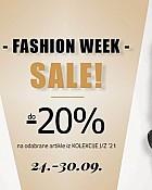 Diadema webshop akcija Fashion week sale