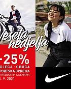 Intersport webshop akcija Vesela nedjelja 26.09.