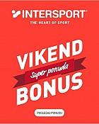 Intersport webshop akcija Vikend bonus do 06.09.