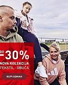 Intersport webshop akcija do 30% na novu kolekciju