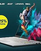 Sancta Domenica webshop akcija Laptopi