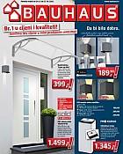 Bauhaus katalog listopad 2021