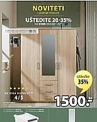 JYSK katalog Noviteti do 6.10.