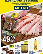 Metro katalog prehrana do 13.10.