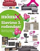 Momax katalog Slavimo 3. rođendan