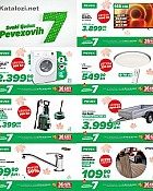 Pevex katalog Pevexovih sedam do 26.9.