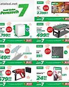 Pevex katalog Pevexovih sedam do 3.10.