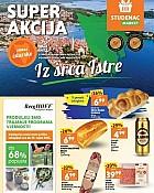 Studenac katalog Biraj istarsko do 29.9.