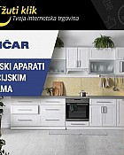 Žuti klik webshop akcija Končar kućanski aparati