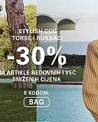 CCC webshop akcija 30% na torbe i ruksake