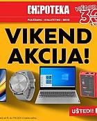 Chipoteka webshop akcija za vikend do 17.10.