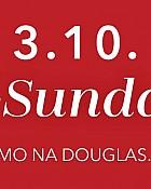 Douglas webshop akcija E-Sunday 03.10.