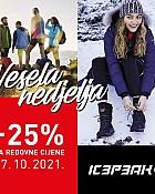 Intersport webshop akcija Vesela nedjelja 17.10.