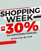 Sport Vision webshop akcija Shopping week do 10.10.