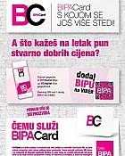 Bipa katalog Bipa Card do 31.12.